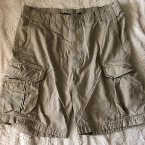 Nautica relaxed fit cargo shorts